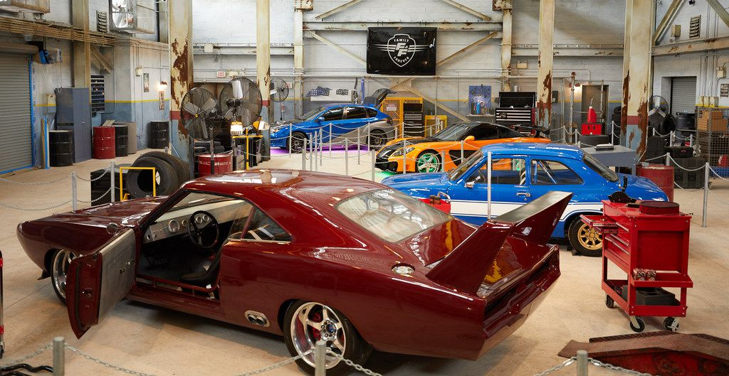Fast & Furious: Supercharged, which opened in mid-2018 at Universal's Islands of Adventure, features muscle cars and sense-shaking mayhem.
