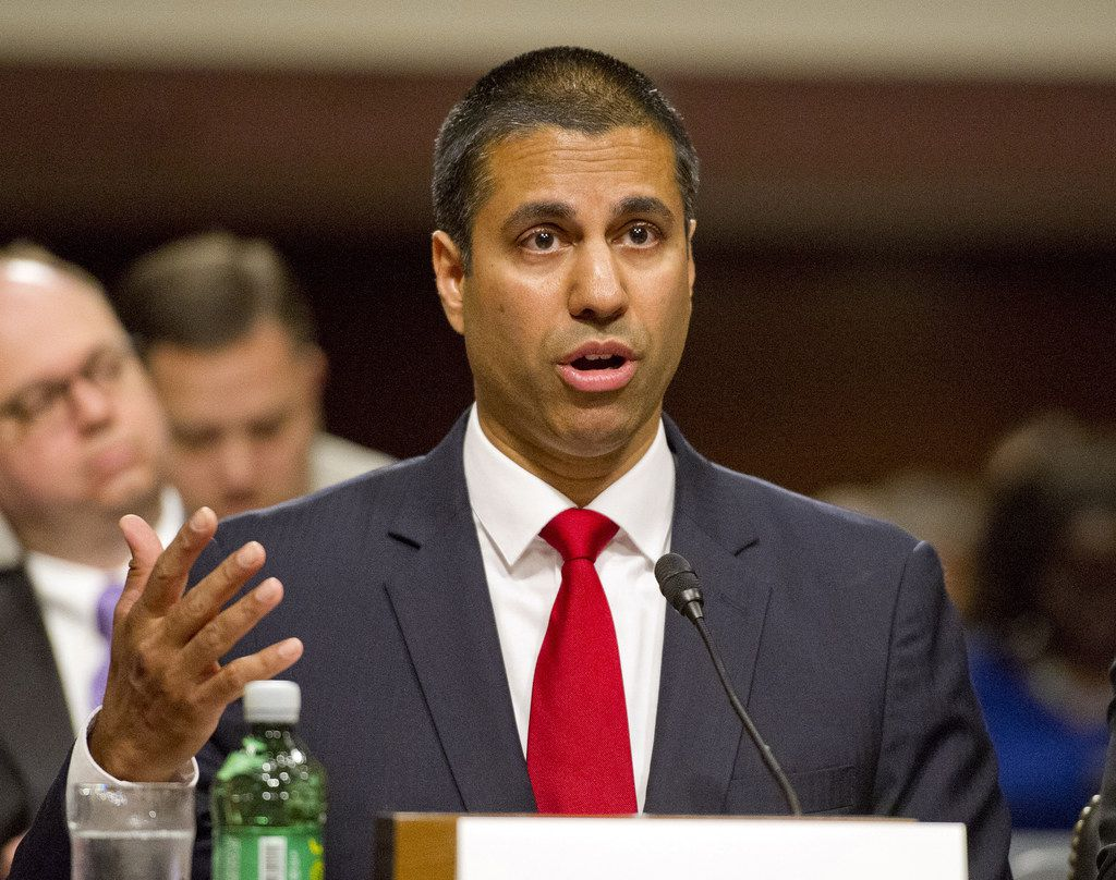 """""""Combating illegal robocalls is our top consumer priority at the FCC,"""" Chairman Ajit Pai said in a statement."""