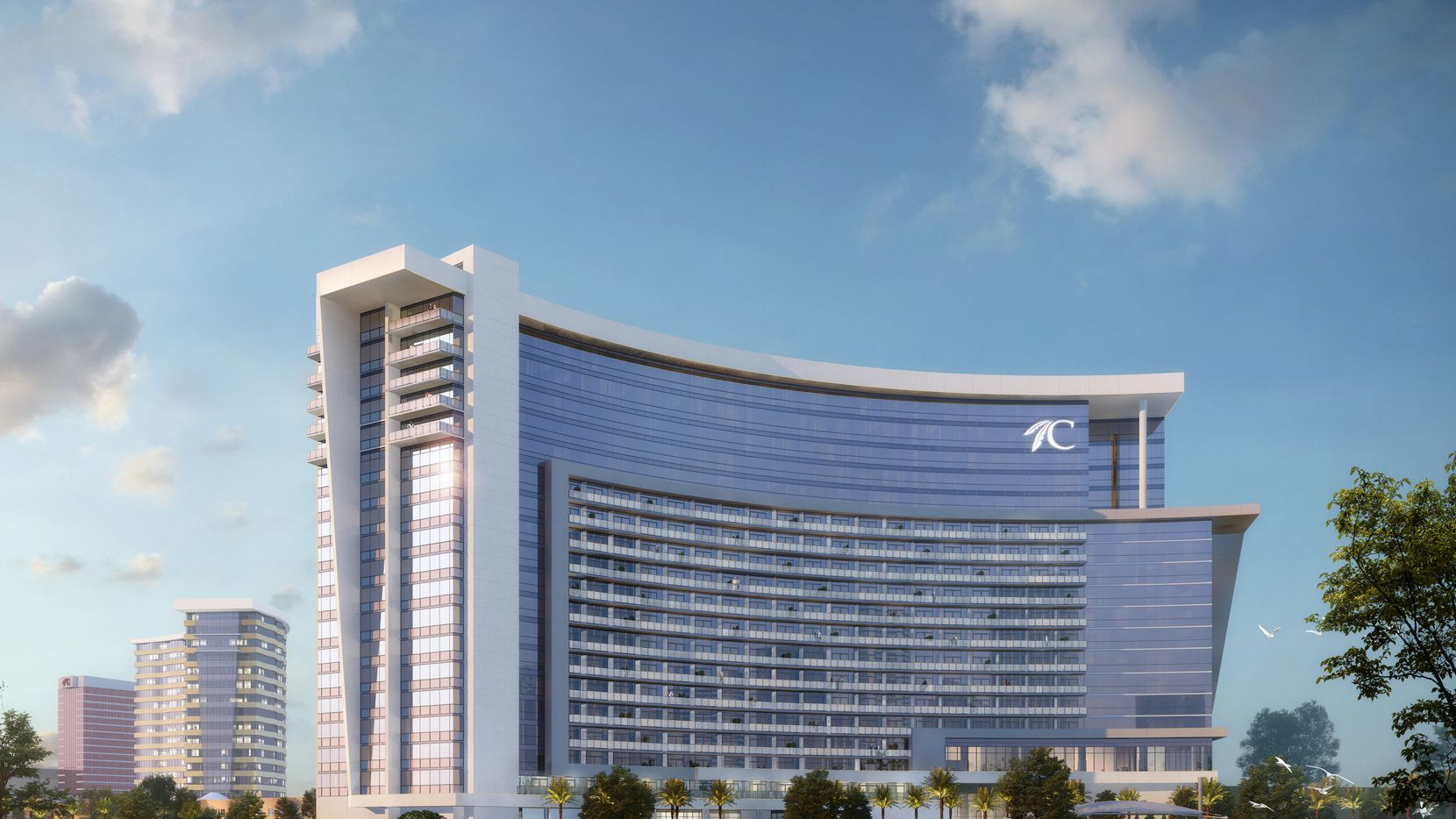 Oklahoma's Choctaw resort and casino makes big play for
