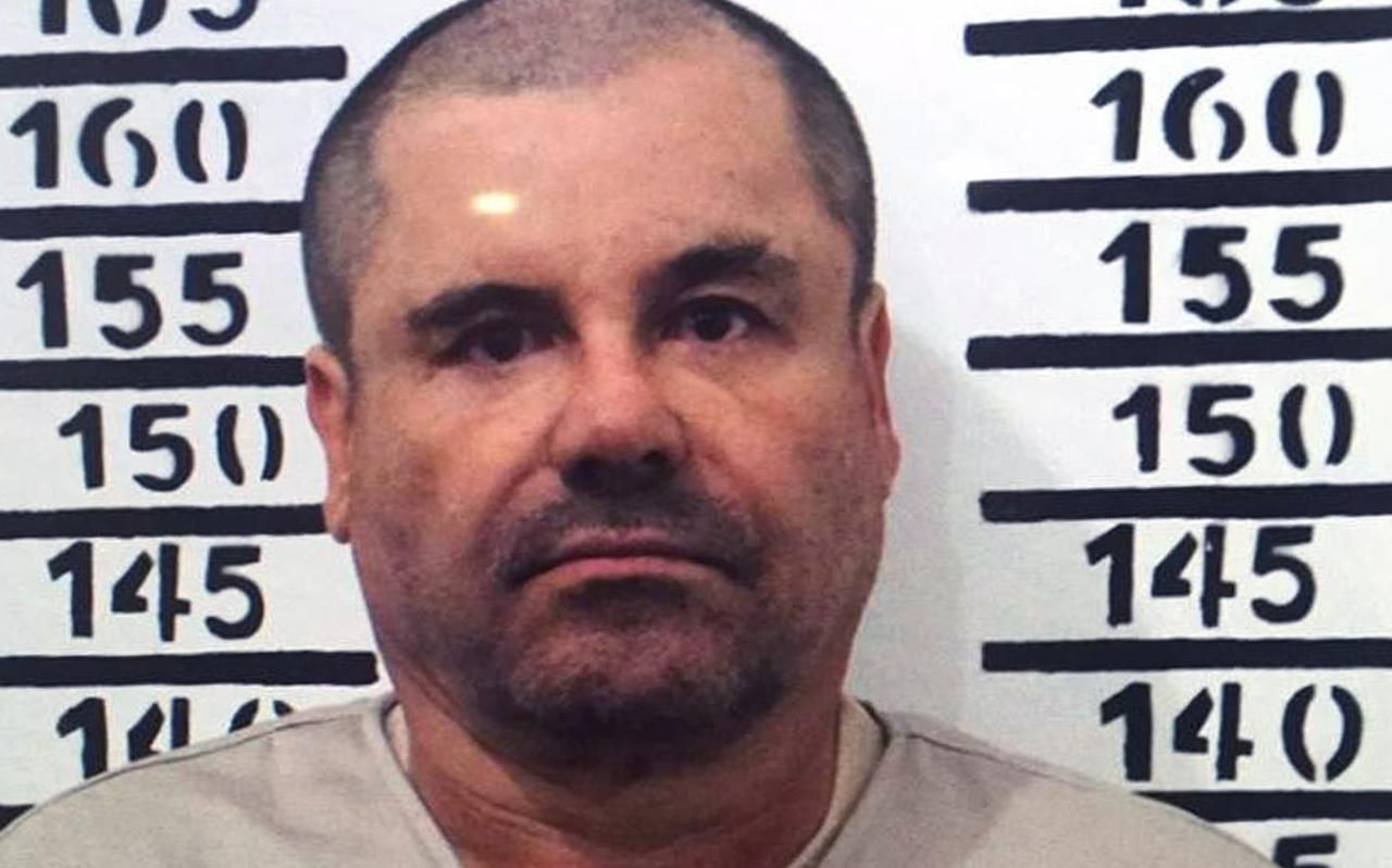 Joaquín 'El Chapo' Guzmán. /AP