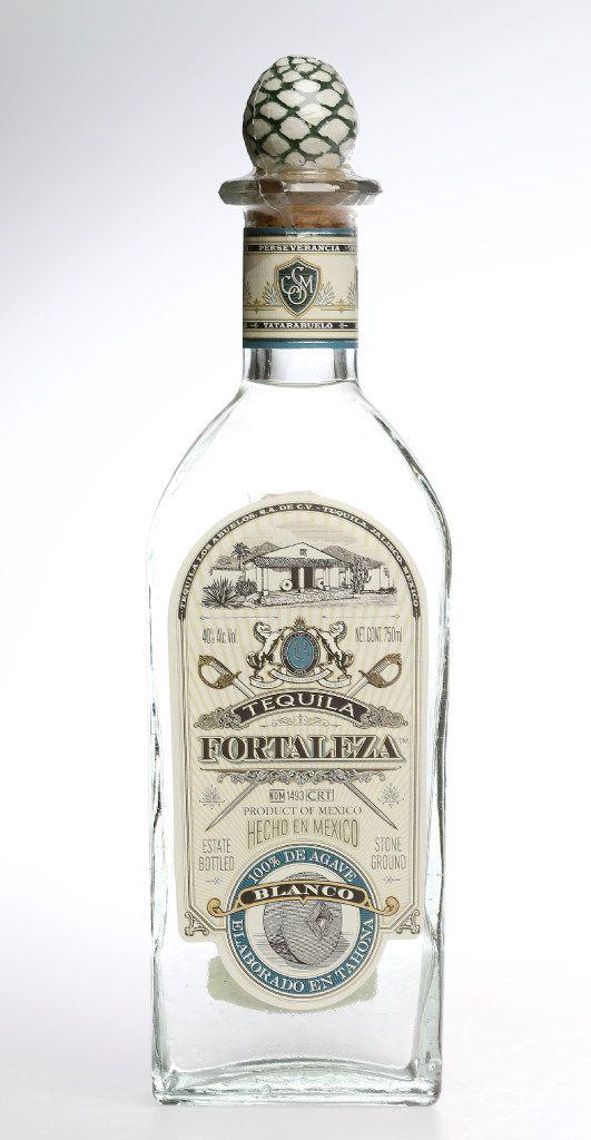 Tequila Fortaleza Blanco (Andy Jacobsohn/Staff Photographer)