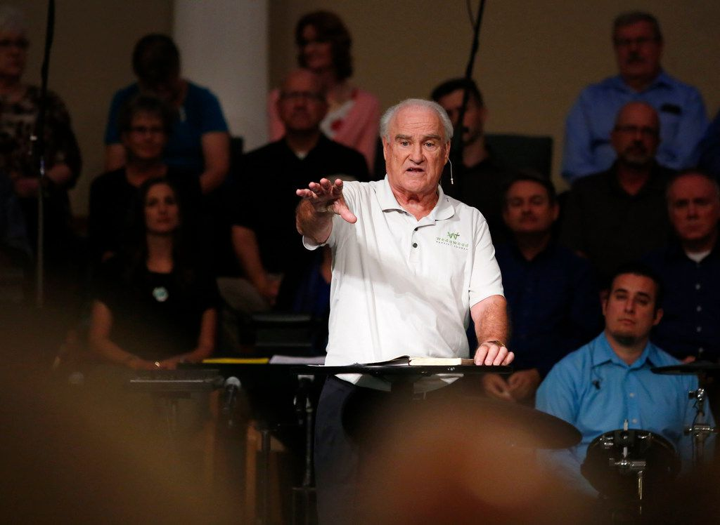 """Al Meredith was Wedgwood's pastor at the time of the shootings. On Sunday, he told congregants: """"God wastes nothing."""""""