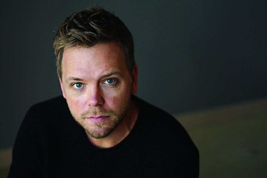 Nathan Hill, author of The Nix