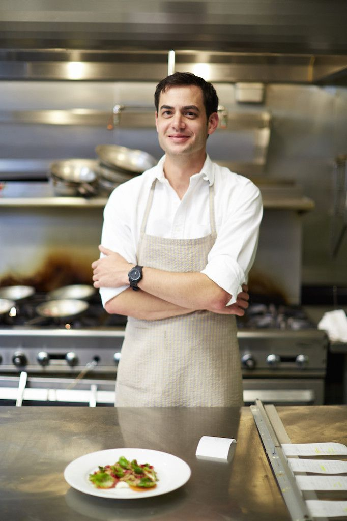 Chef Julian Barsotti