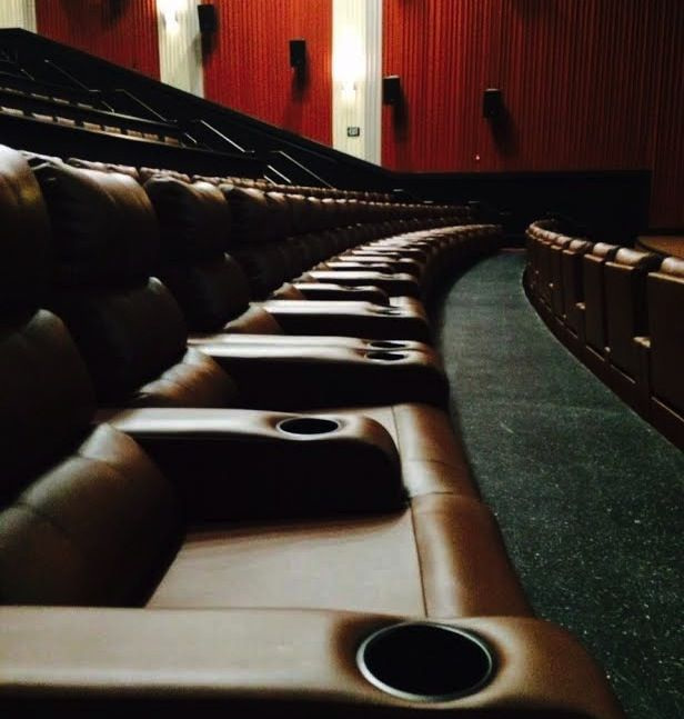 D-FW's first new, all-recliner Cinemark movie theater opens