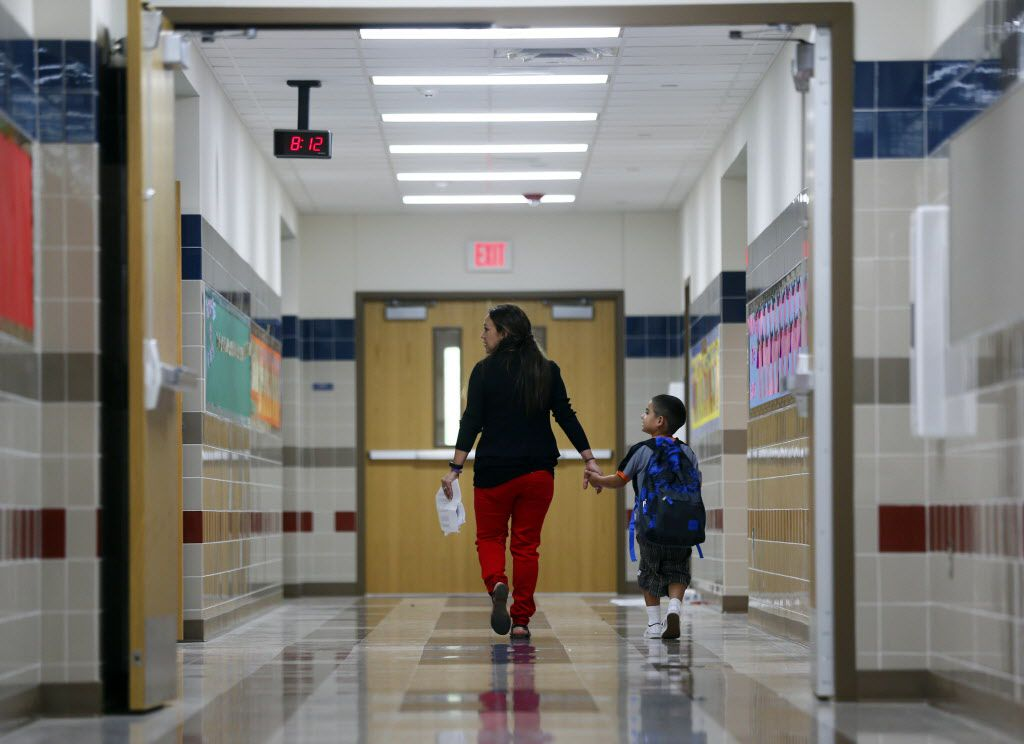 By 2018-19, Mesquite ISD will convert 27 of its 33 elementary schools and three of its eight middle schools in order to have all sixth-graders on a middle school campus.