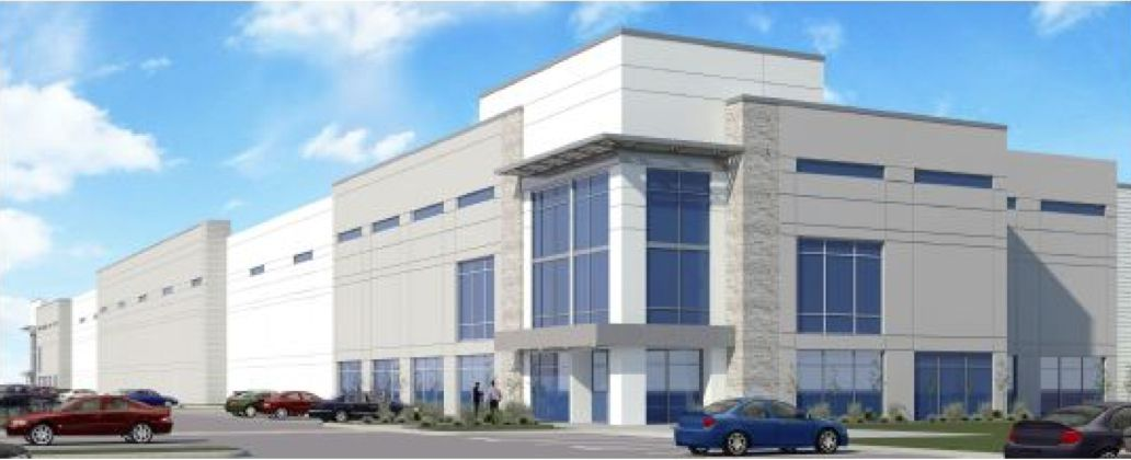Houston-based Hines is planning a major warehouse project in Far South Dallas.