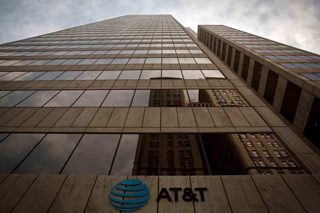 AT&T. (G.J. McCarthy/Staff Photographer)