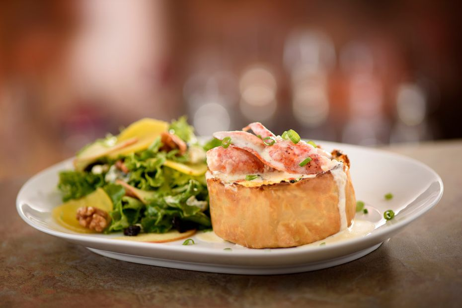 For Mother's Day, Eddie V's will offer its full dinner menu, plus a prix-fixe brunch menu that includes Lobster Quiche Florentine.
