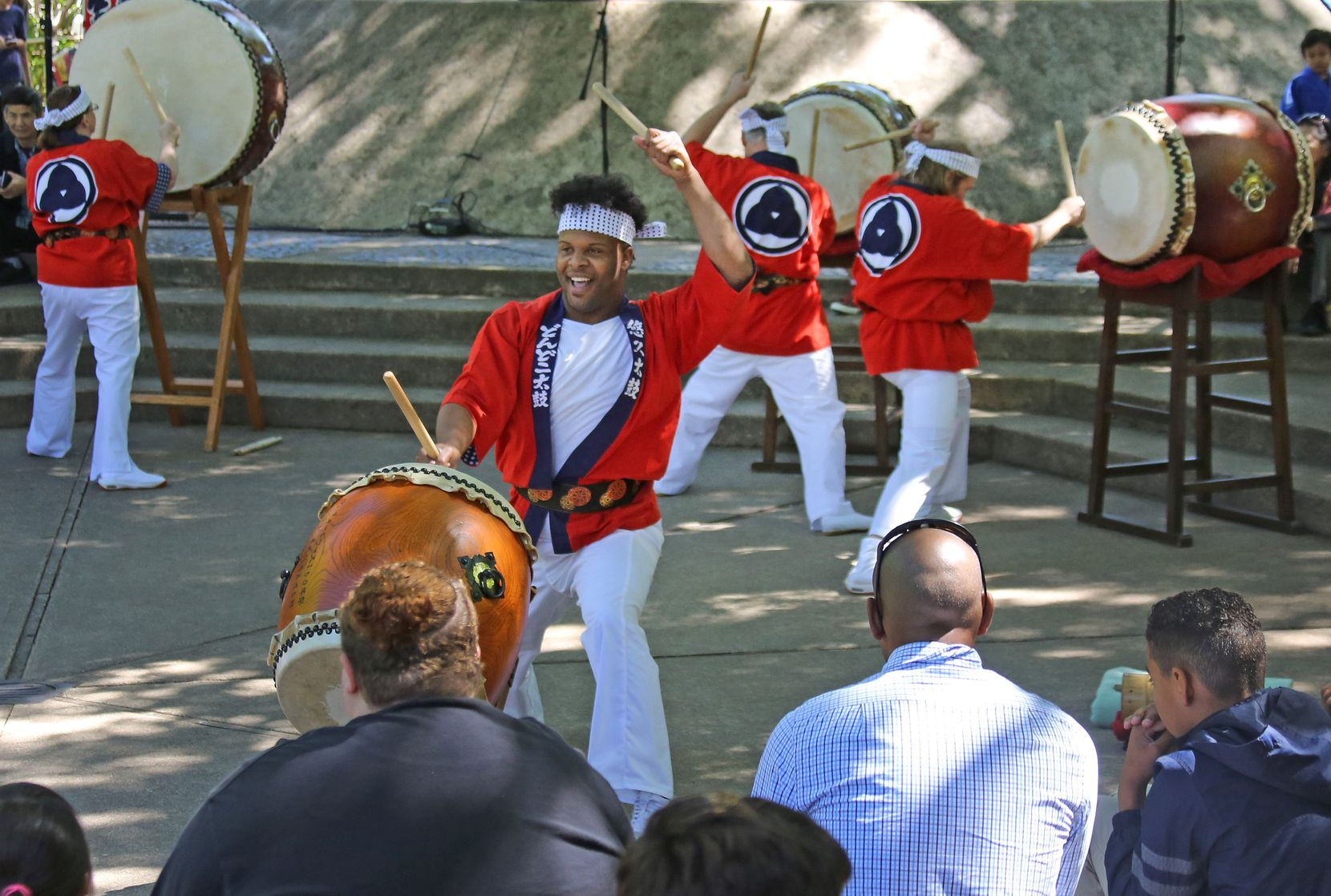 The Fort Worth Botanic Garden celebrates Asian culture at its Japanese Garden festivals held each spring and fall.