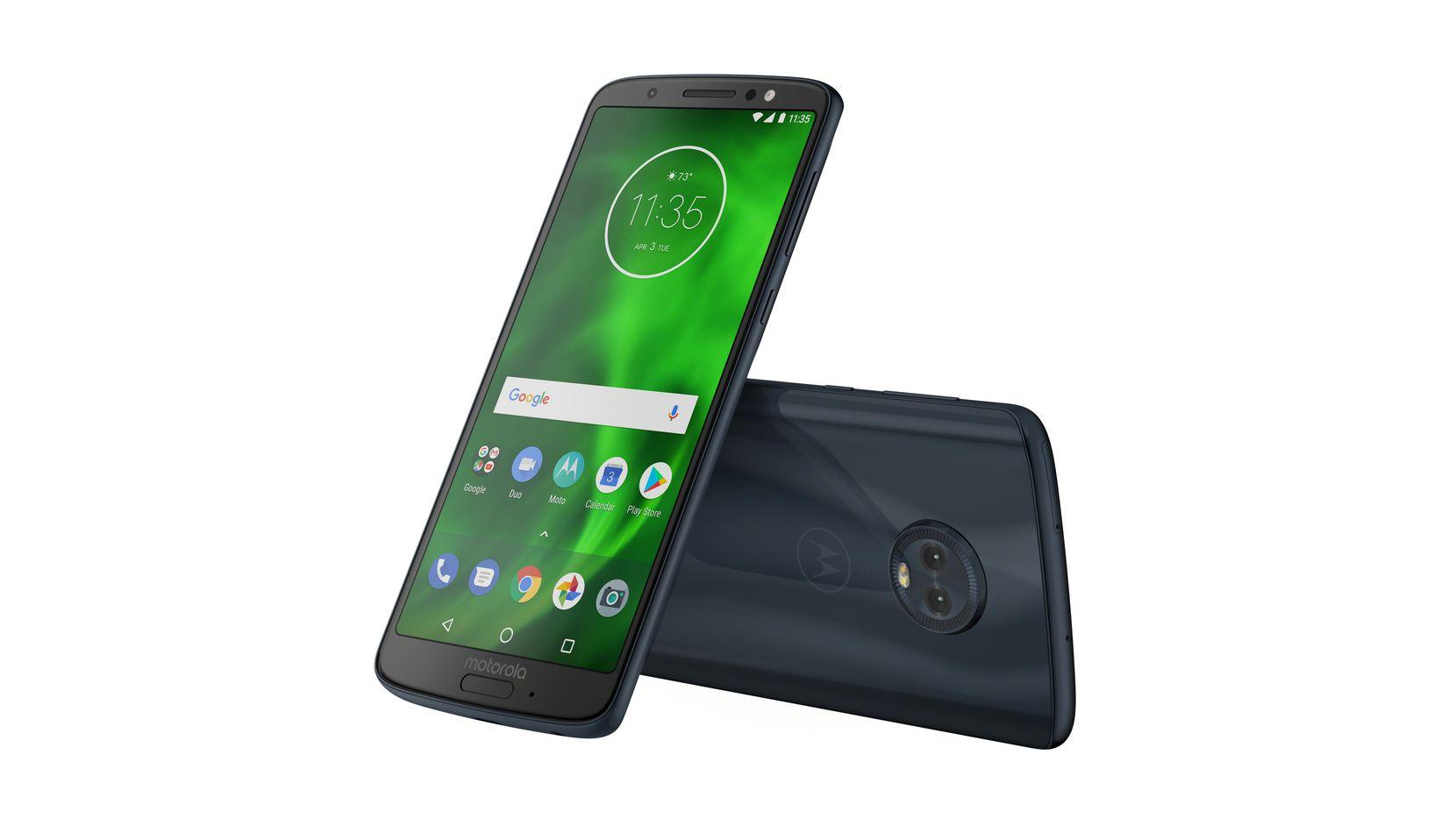 The Motorola Moto G6 Amazon Prime Exclusive edition