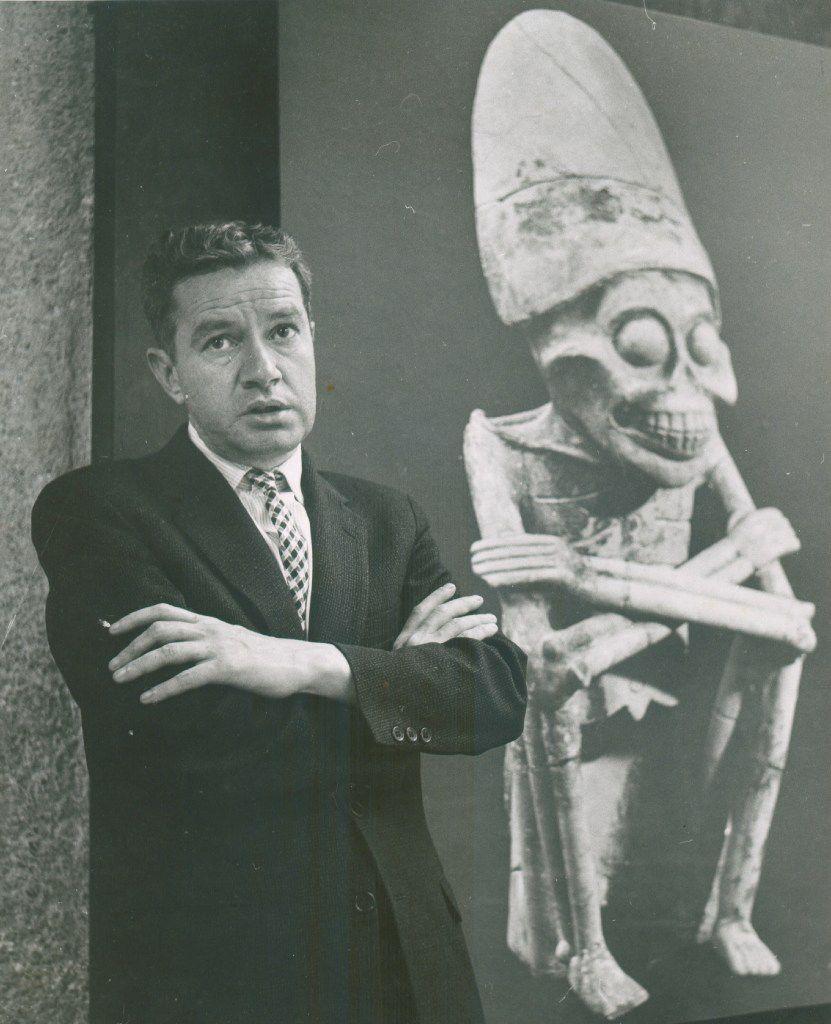 Juan Rulfo circa 1956
