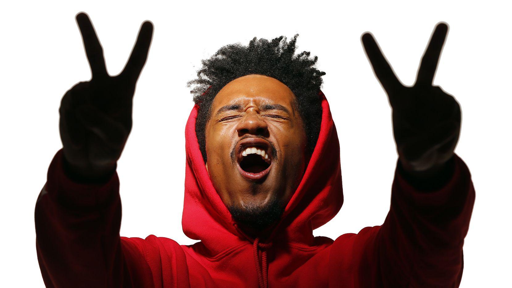 Dallas rapper Bobby Sessions