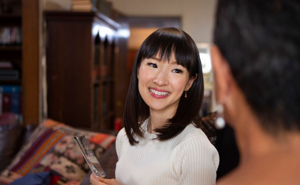 Can't get your clutter under control? 'Tidying' queen Marie Kondo's new Netflix show might do the trick