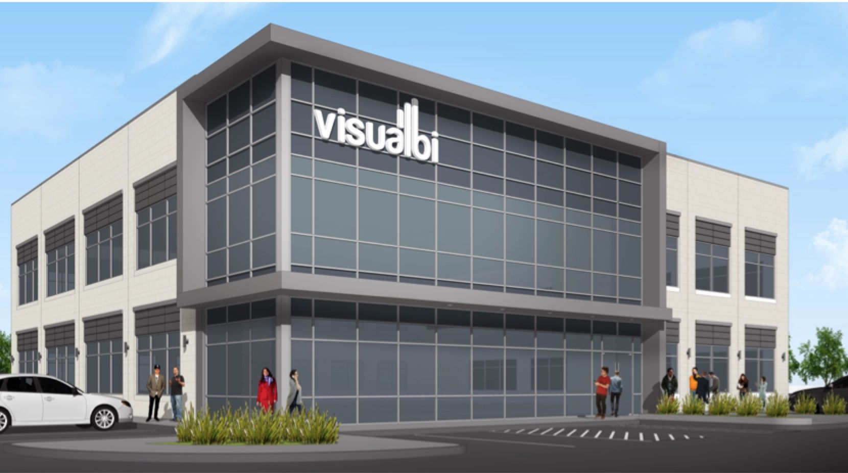 Visual BI Solutions is expanding its West Plano headquarters.