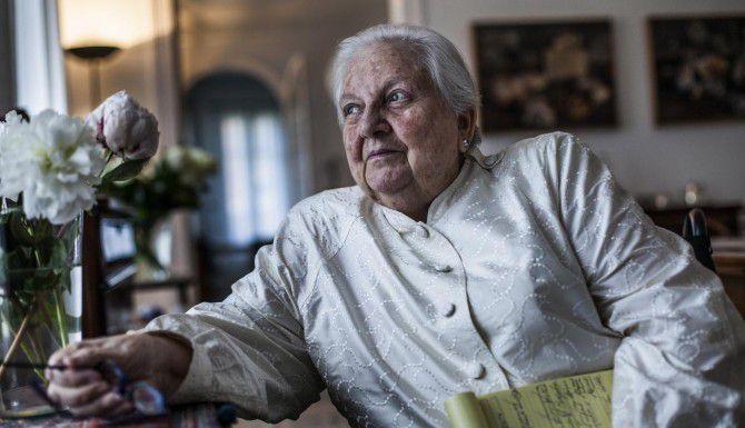 La agente literaria Carmen Balcells es considerada la figura clave en el boom literario latinoamericano. Falleció a los 85 años. (NYT/GUILLEM VALLE)