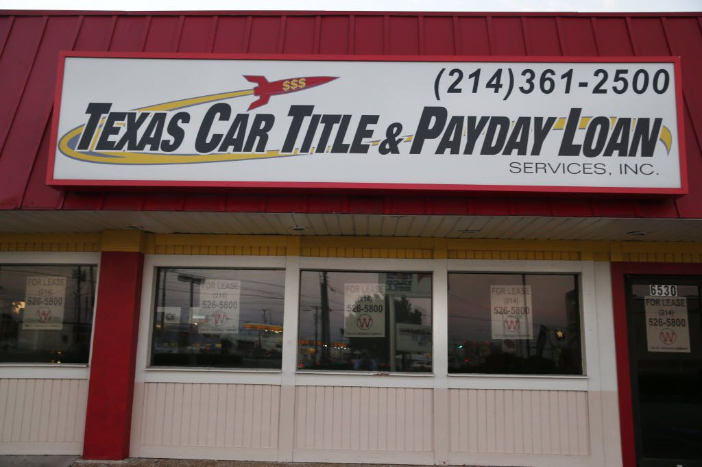 Arlington is poised to become the 27th city in Texas enact tougher payday lending rules.