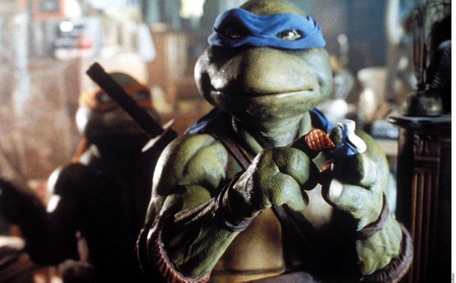 Crearán nueva cinta de Tortugas Ninja.