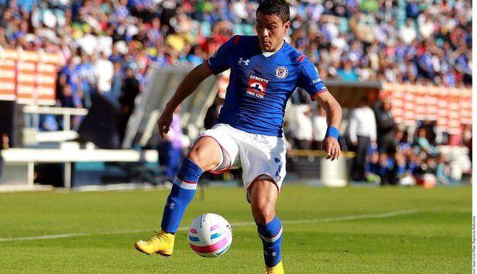 Pablo Barrera deja el Cruz Azul y pasa a Rayados.(AGENCIA REFORMA)
