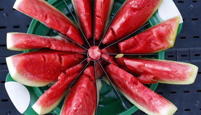 La sandía no solo esdeliciosa, también tiene abundantes beneficios de salud. (DMN/NATHAN HUNSINGER)