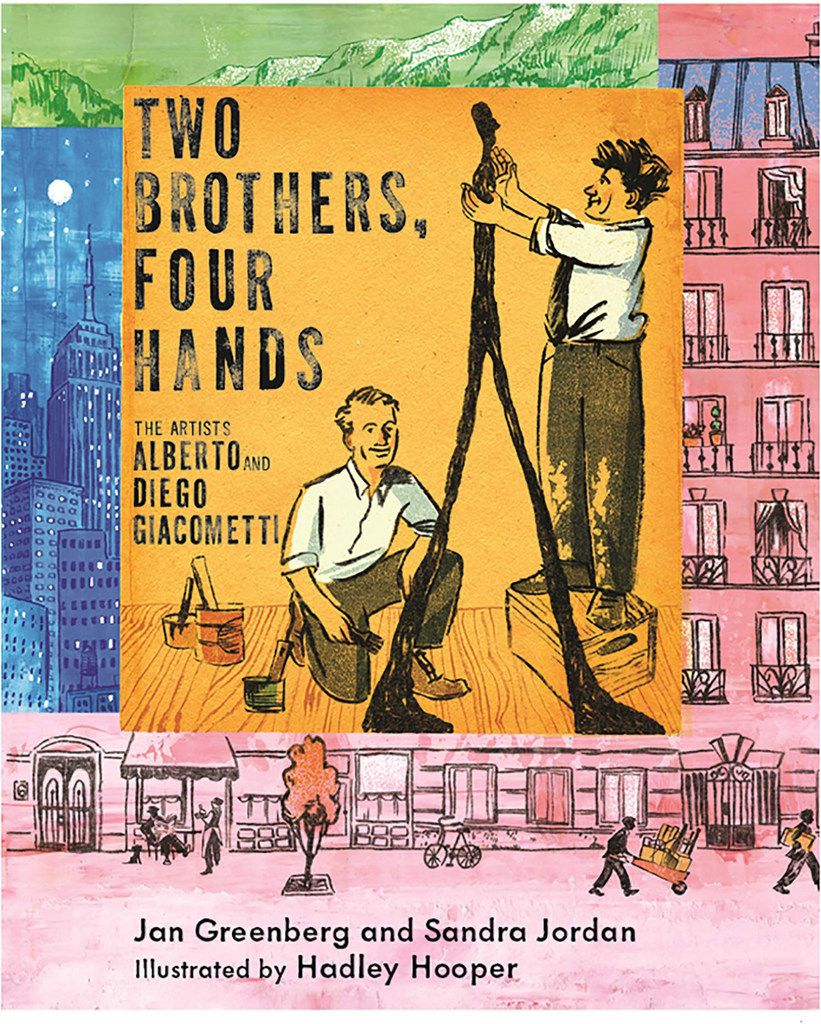 Two Brothers, Four Hands delves into the different but complementary talents of Alberto and Diego Giacometti.