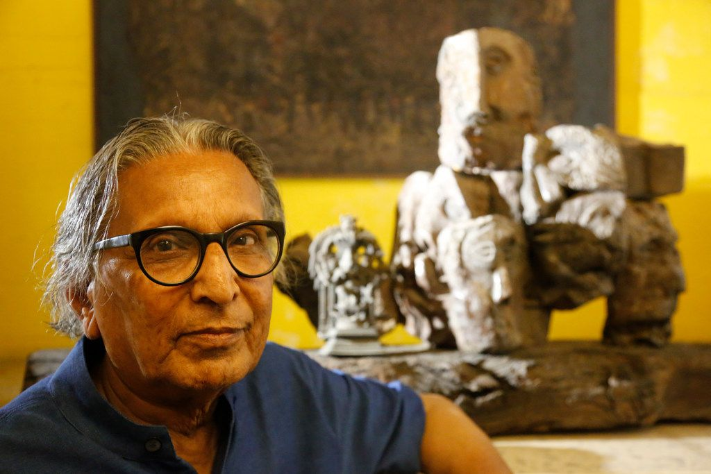 India's Balkrishna Dosh is the first from India to win architecture's highest honor in the prize's 40-year history. The award was announced Wednesday by Tom Pritzker of the Chicago-based Hyatt Foundation.