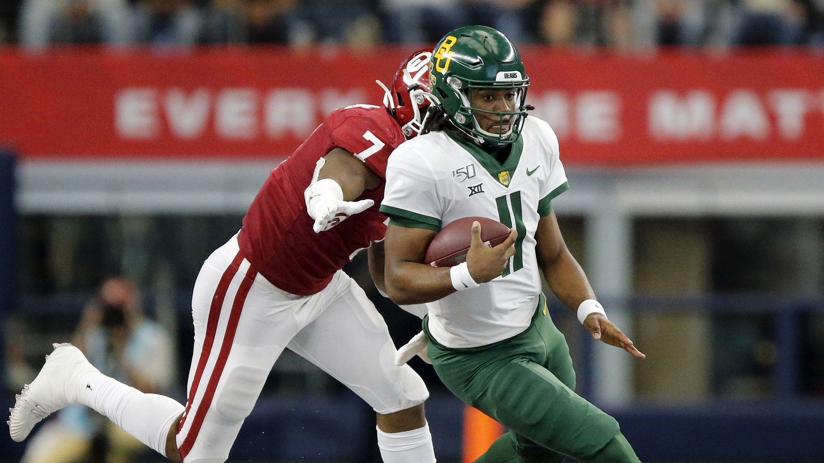 5 Takeaways From Baylor S Big 12 Championship Loss To