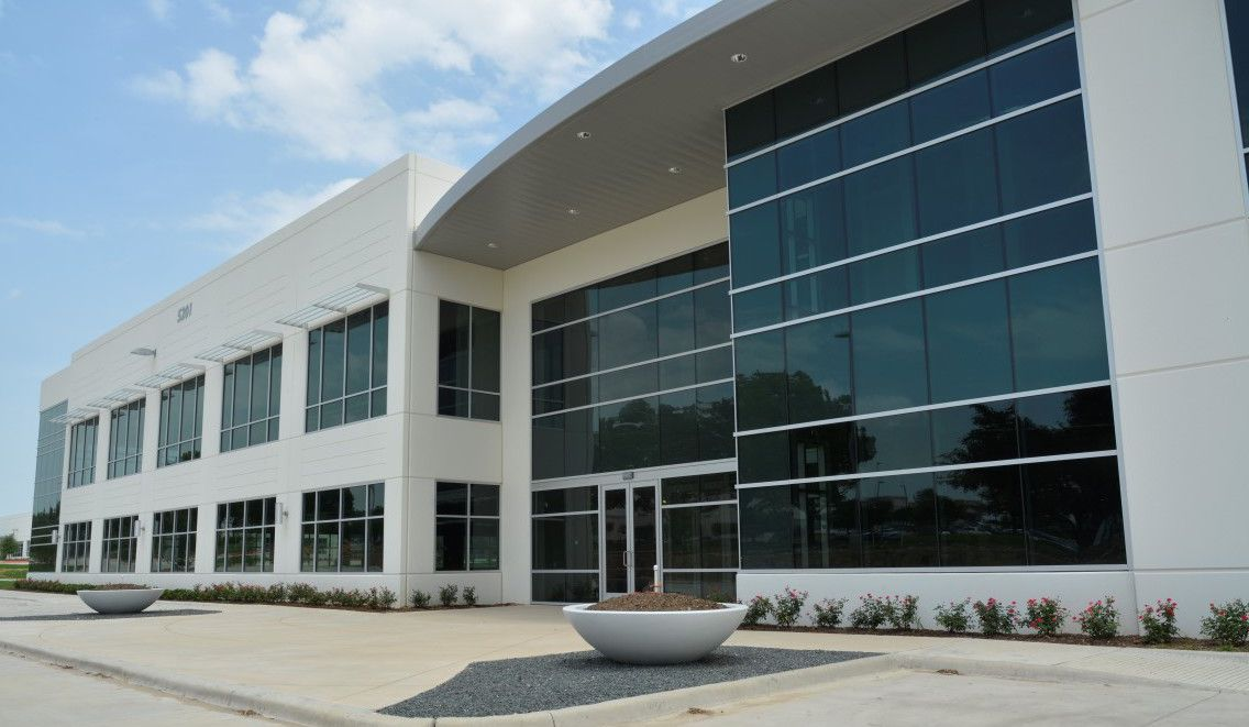 Newmark Knight Frank has leased an 8,454 square foot office at 5201 Tennyson Parkway in Plano.
