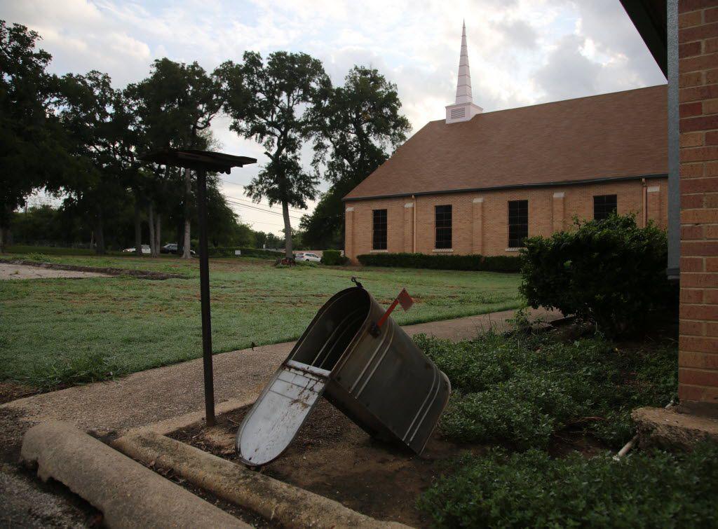 A scene at Prime Prep's Dallas campus when the school open in 2012. (Nathan Hunsinger/The Dallas Morning News)