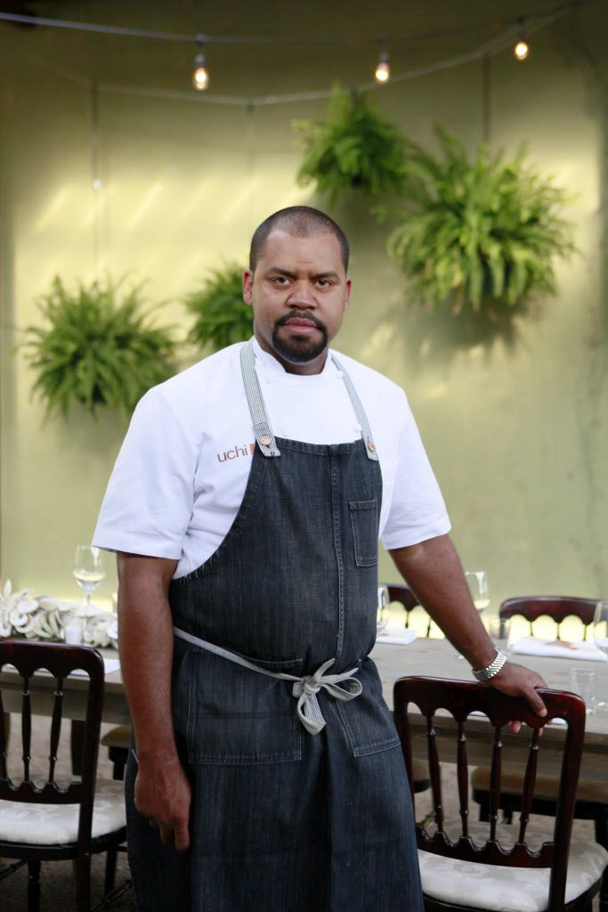 Chef de cuisine Nilton Borges Jr., from Uchi restaurant, says he's thrilled to be leading the charge at the coming soon Dallas restaurant.