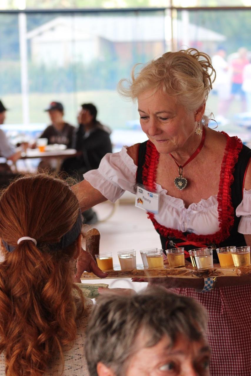 Biergarten Festival in Morrison, Colo.