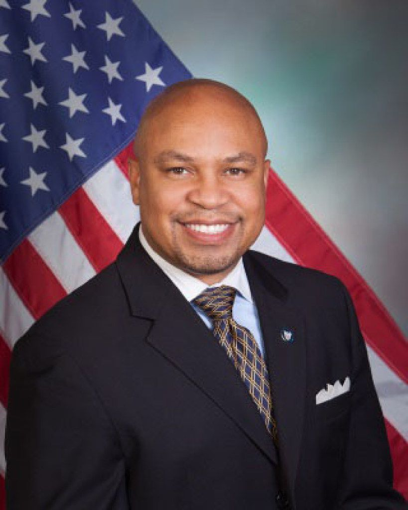 Former DeSoto Mayor Carl Sherman