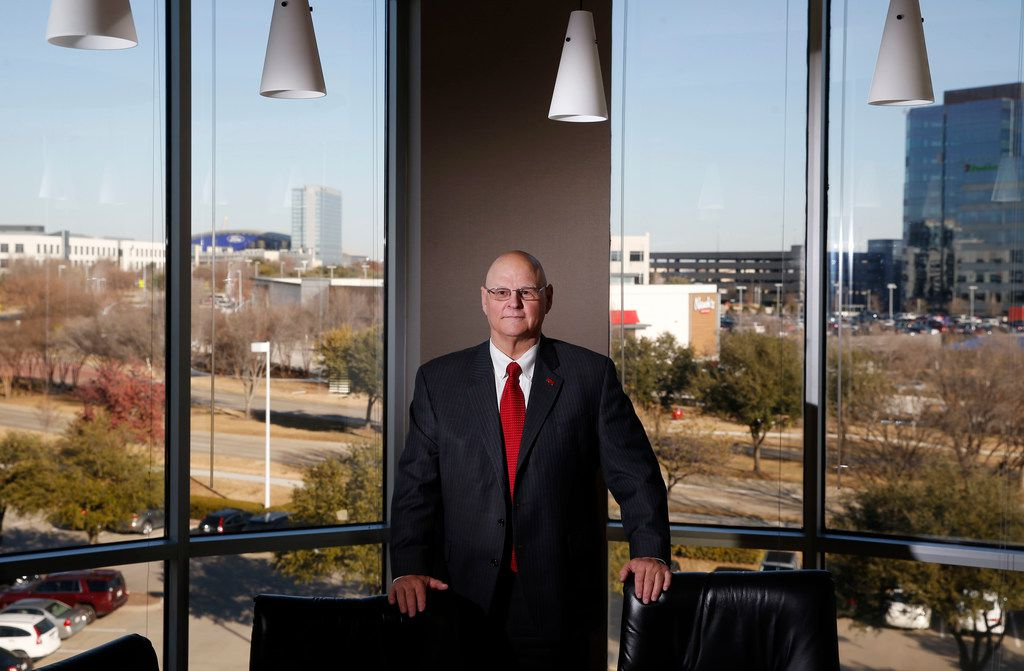 Jim Gandy, who spent 21 years as president of the Frisco Economic Development Corp., retired from the city in February.