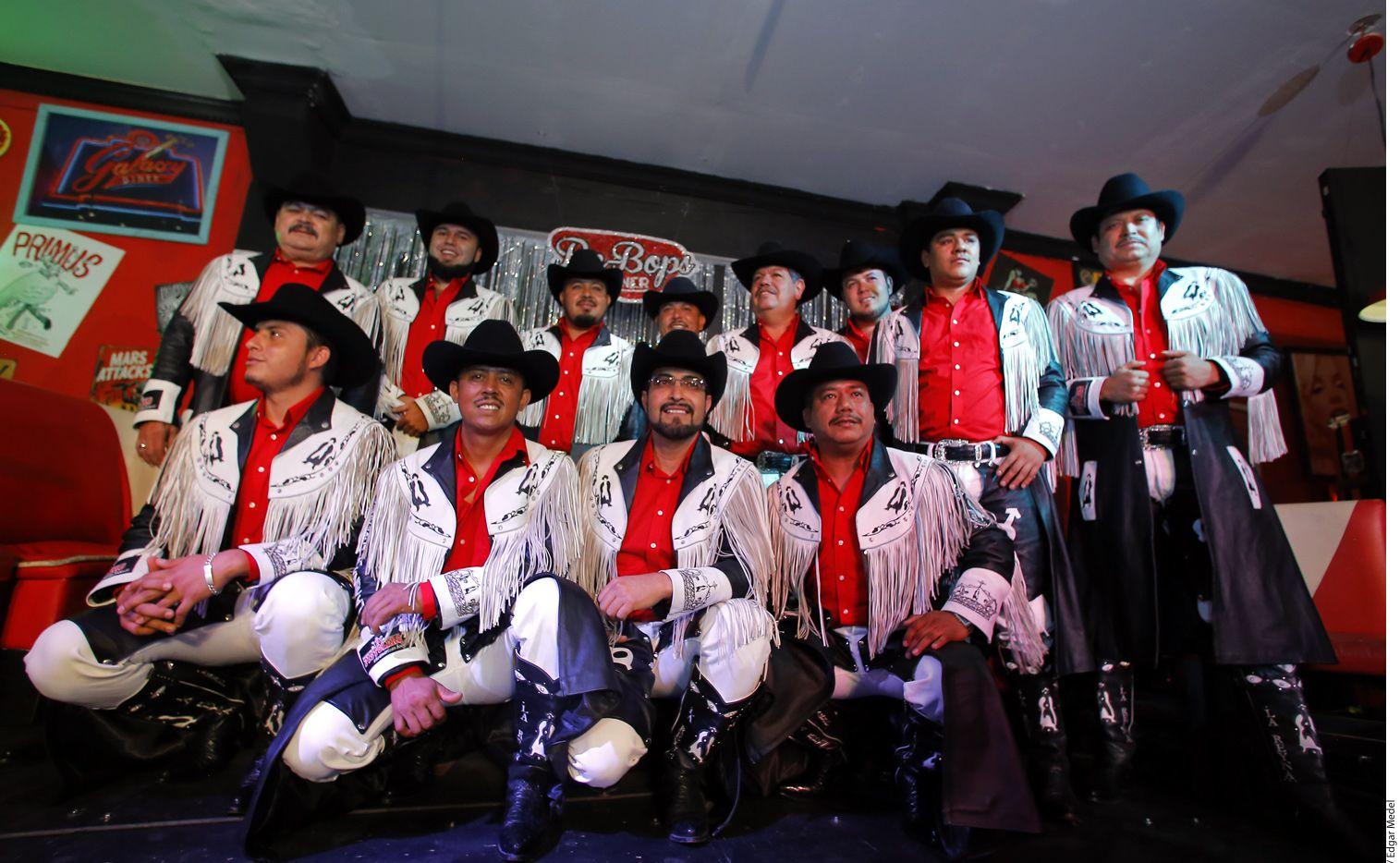 Los integrantes de la Banda Machos reforzaron su seguridad luego de haber recibido amenazas de muerte por parte de un grupo delictivo./ AGENCIA REFORMA