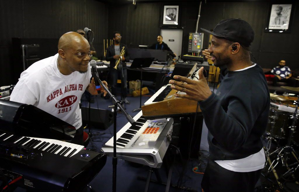 Snarky Puppy's Shaun Martin will serve as musical director on Franklin's tour. Both the Grammy winners will be at the Majestic Theatre April 10. (Tom Fox/The Dallas Morning News)