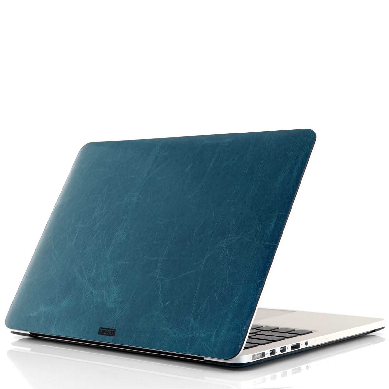 Toast Leather Laptop Cover