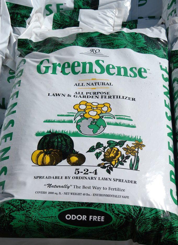 GreenSense all-purpose fertilizer