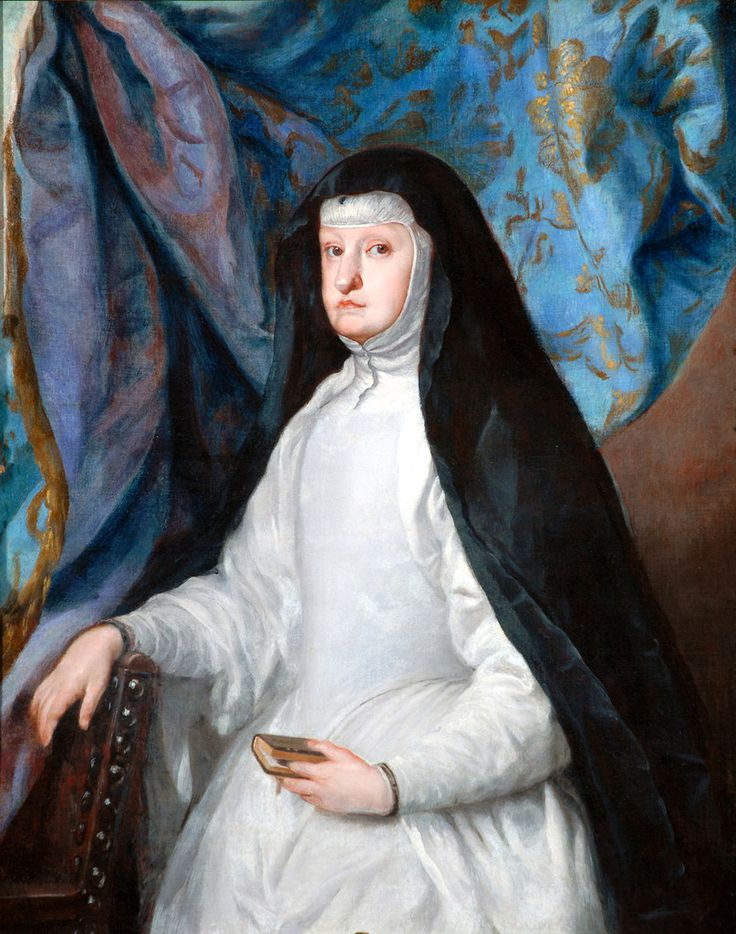 "Claudio Coello (Spanish, 1642 1693), Mariana of Austria, Queen of Spain, 1677-80. Oil on canvas. The work is part of ""El Greco, Goya and a Taste for Spain: Highlights From the Bowes Museum,"" an exhibit on view through Jan. 12, 2020, at the Meadows Museum at SMU."