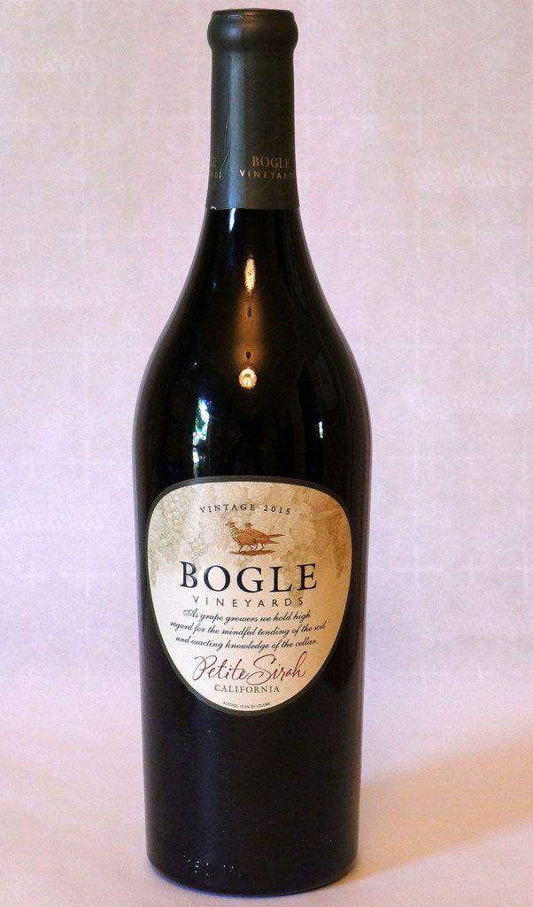 Bogle Petite Sirah (California)