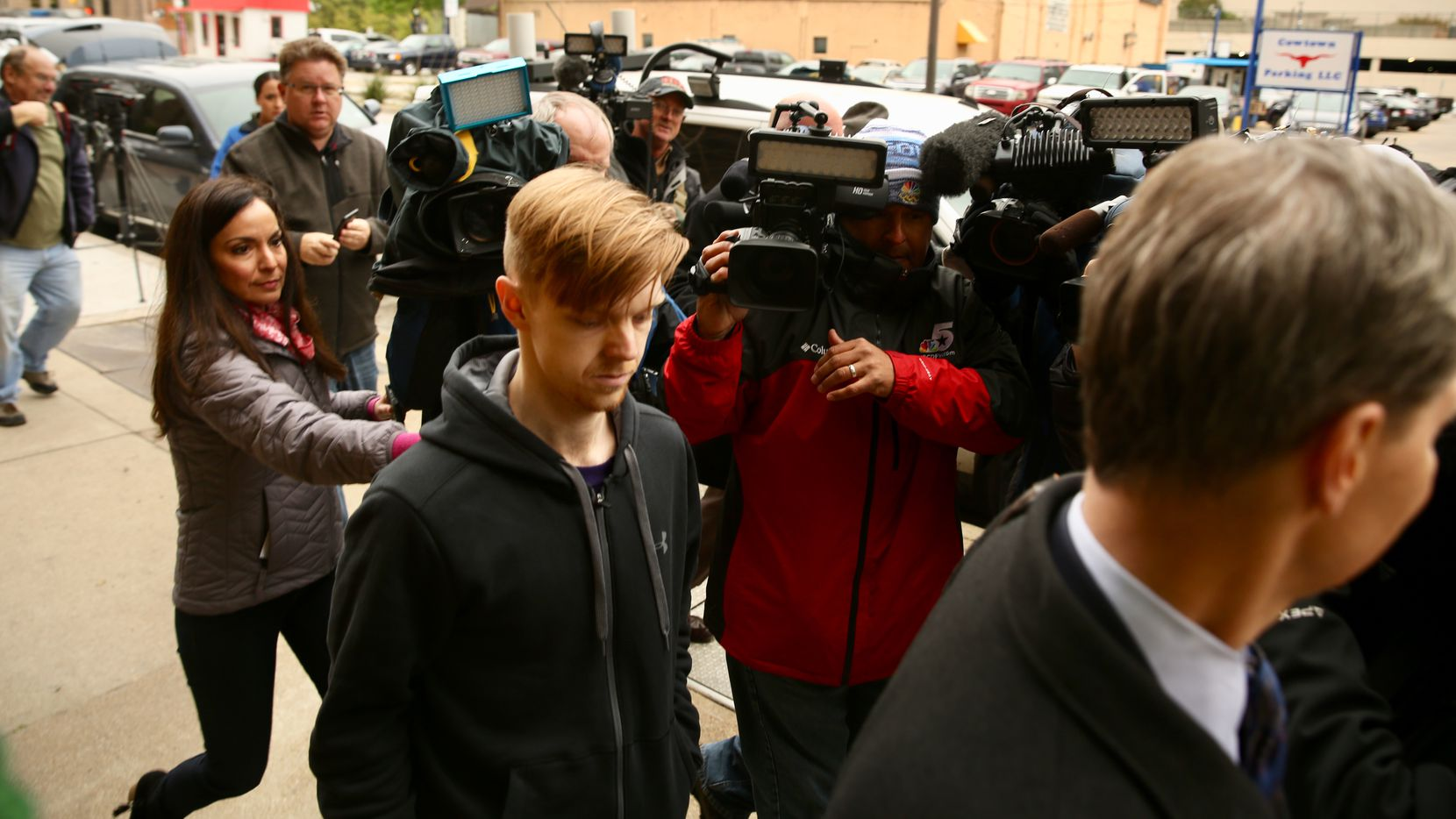 Affluenza teen' Ethan Couch released from jail days before
