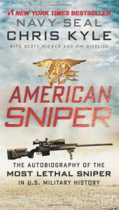 Chris Kyle's 2012 autobiography became a best-seller.