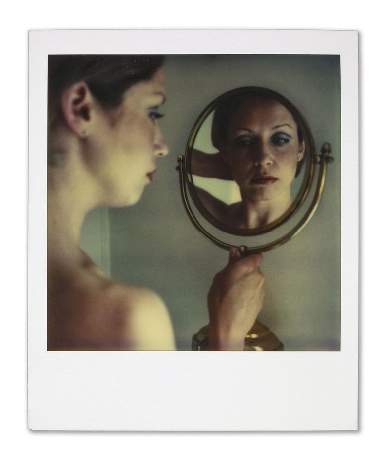 """Mirror, 1975 The work by Paul Black is part of the show """"Carol,"""" at Barry Whistler Gallery, June 1-July 27, 2019."""