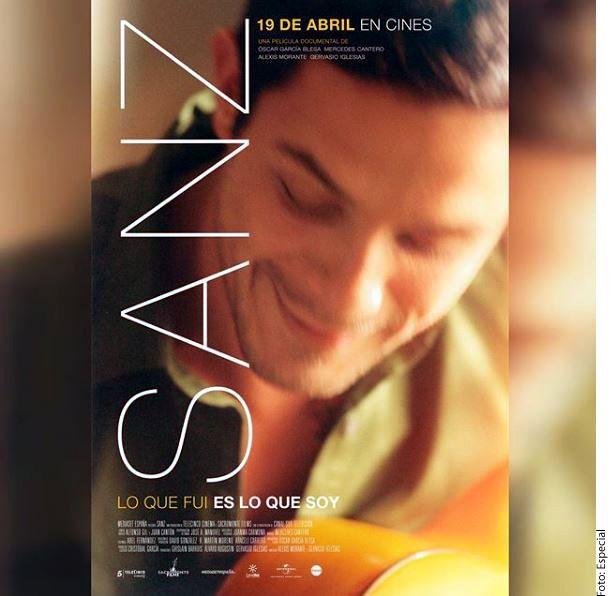 La noticia sobre la película de la vida de Alejandro Sanz fue dada a conocer por el mismo cantante español a través de su cuenta de Instagram, asegurando que ésta se estrenará en el Festival de Cine de Málaga y en las salas de su país./ AGENCIA REFORMA