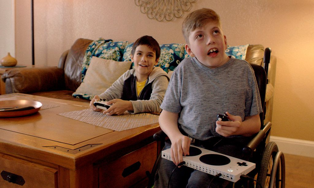 Microsoft aims for inclusion with its Super Bowl spot.