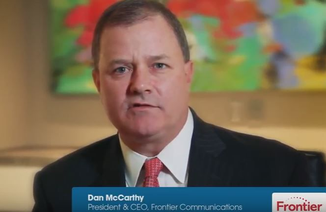 "Frontier CEO Dan ""The Disappearing Man"" McCarthy"
