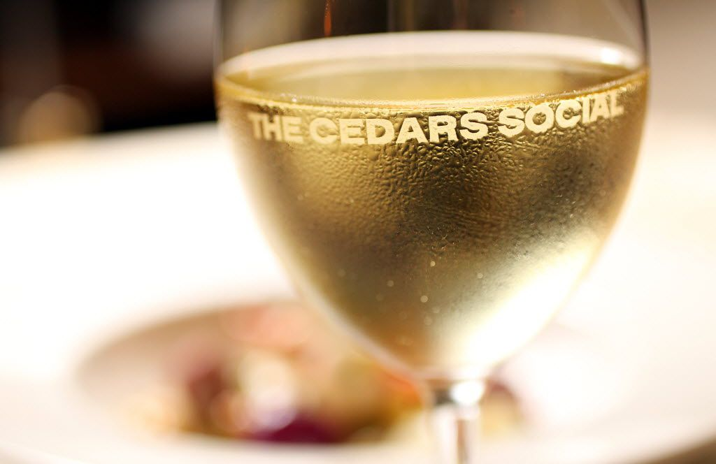 The Cedars Social is best known as a cocktail bar, though it has a full kitchen, too.
