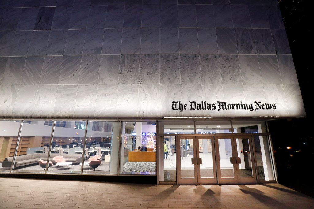 An activist investor is urging A.H. Belo, the parent company of The Dallas Morning News, to consider taking it private.