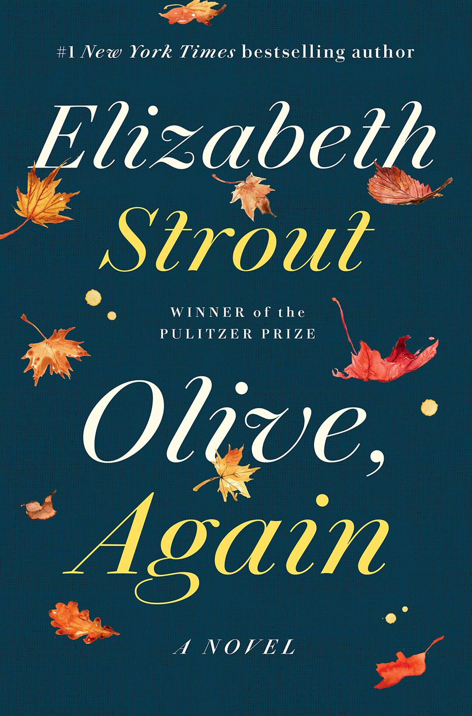 Olive, Again by Elizabeth Strout is an exceptional follow-up for a beloved character.