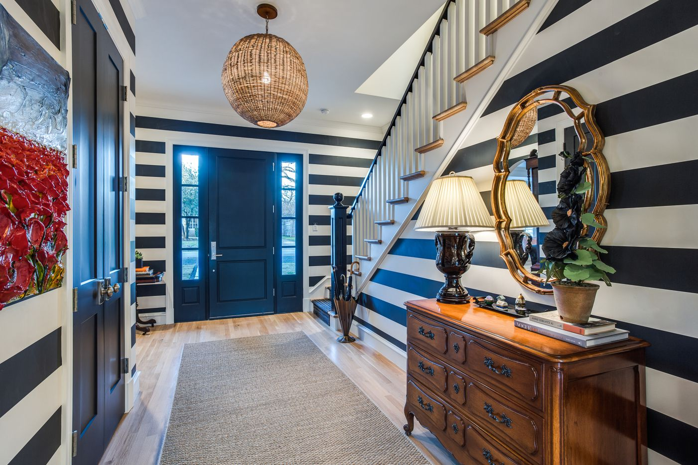 The home has almost 3,800 square feet of space.