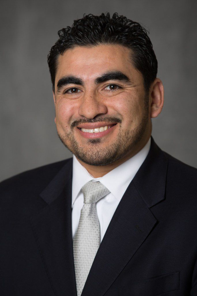 Rep. Armando Walle, D-Houston